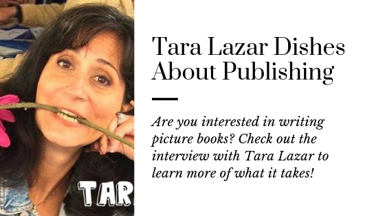 Tara Lazar is More than Just a Picture Book Writer
