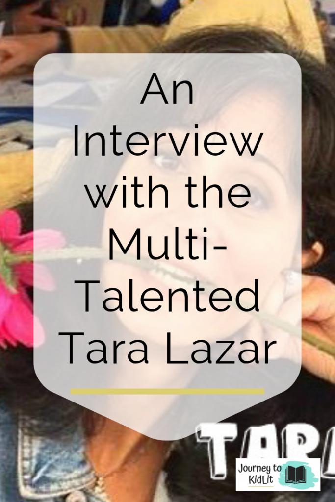 Tara Lazar Full Interview | Picture Book Writer