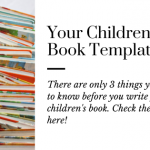 How to Write a Children's Book Template