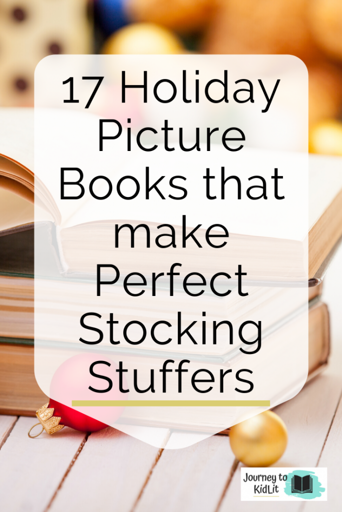 Best Holiday Picture Books | Christmas Book Gift List