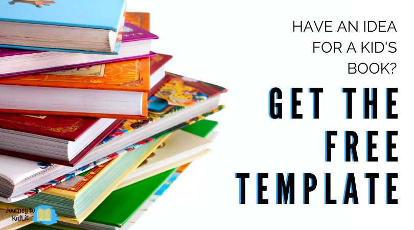 How to Write a Children's Book Template | Template for Your Kids Book Idea