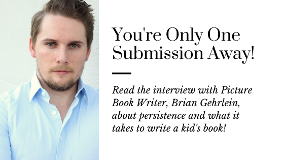 What it Takes to Write a Kid's Book | Picture Book Spotlight Brian Gehrlein