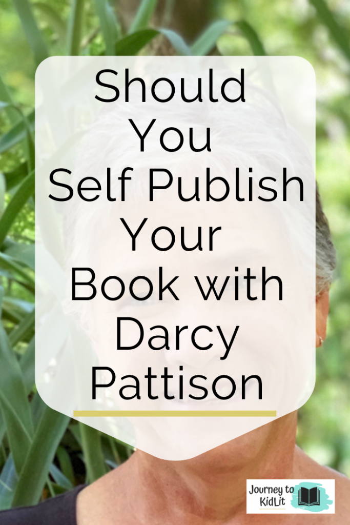 Should You Self-Publish Your Book? Full interview with Darcy Pattison