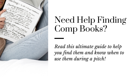 Comp Books for Your Story | The Ultimate Guide to Comps and When to use them