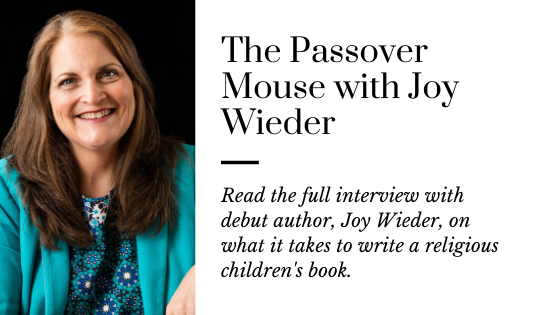 Creating a Religious Children's Book with Joy Wieder