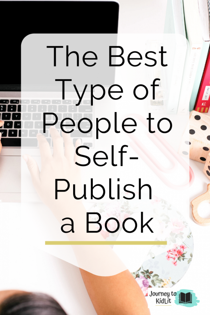 Self Publish a Book Tips | Types of People for Self Publishing
