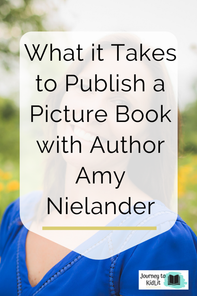 Picture Book Author Amy Nielander Full Interview