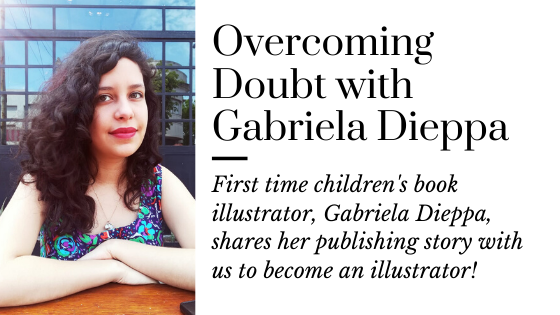 Becoming a Children's Book Illustrator with Gabriela Dieppa