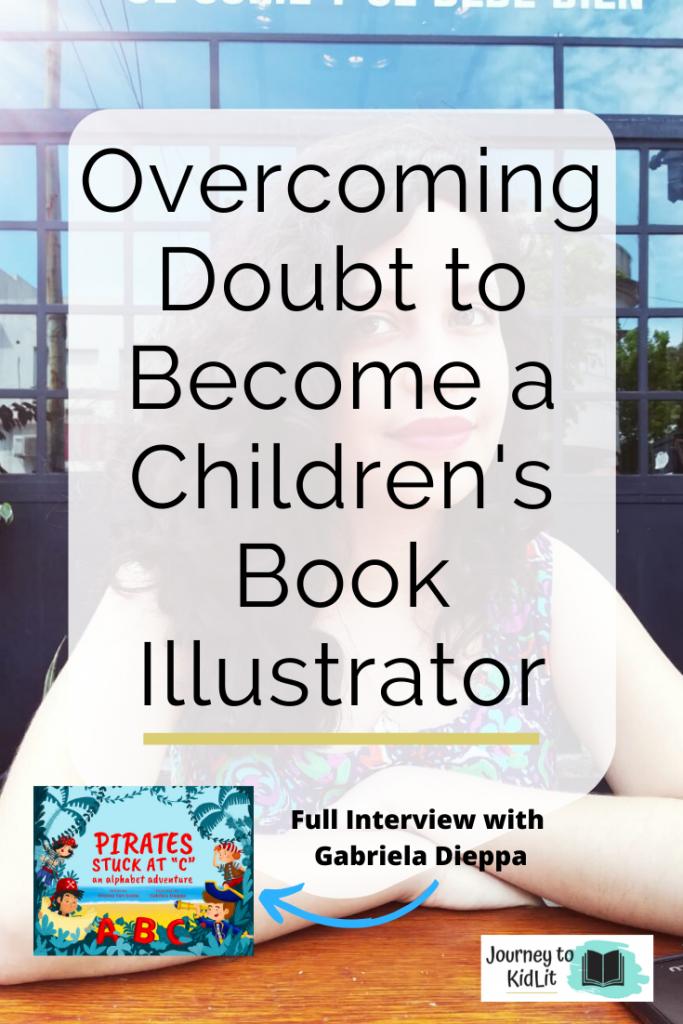 Becoming a Children's Book Illustrator with Gabriela Dieppa