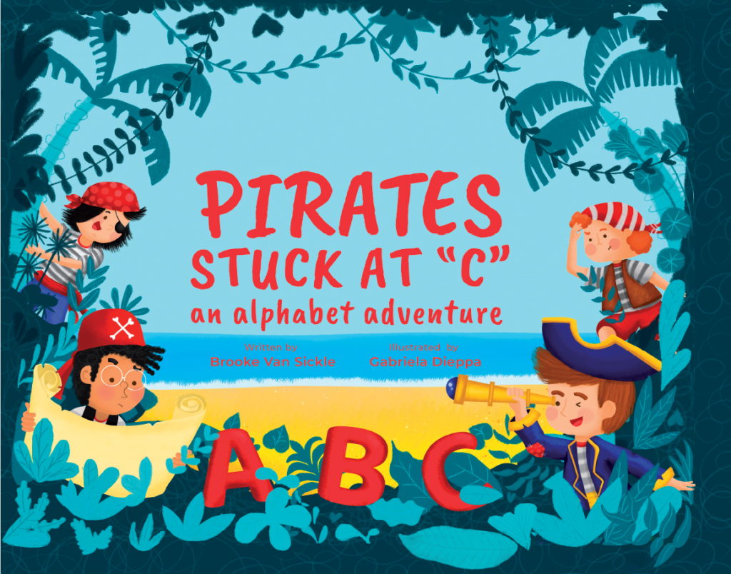 "Pirates Stuck at ""C"" by Gabriela Dieppa & Brooke Van Sickle"