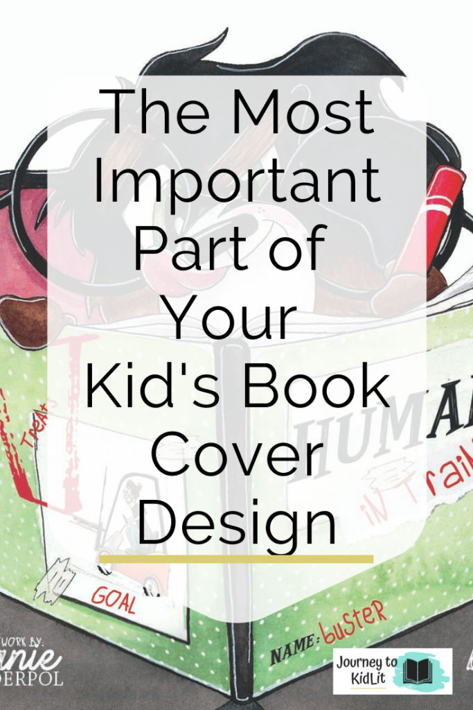 Book Cover Design for Your Kids Book