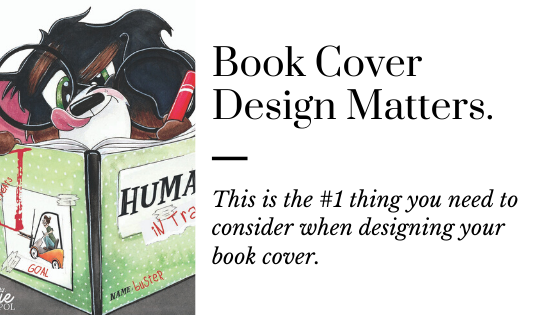 The Most Important Part of Your Book Cover Design