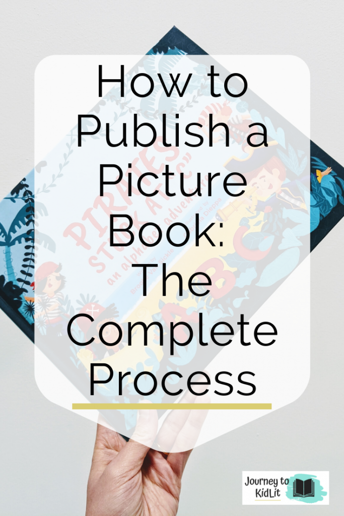 How to Publish a Picture Book | Complete Publishing Process Breakdown