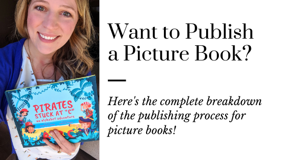 How to Publish a Picture Book: The Complete Process
