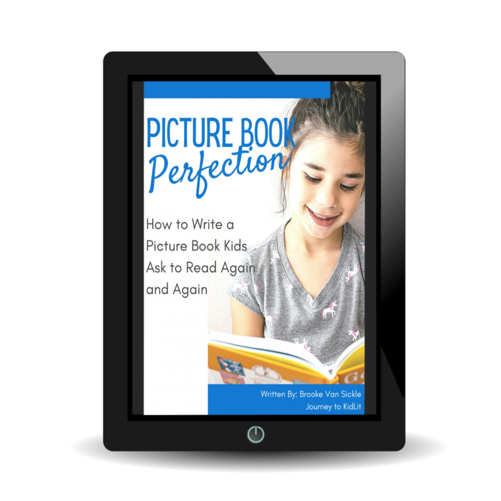 Picture Book Perfection eBook Journey to KidLit