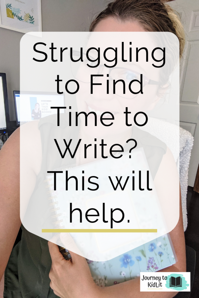 How to Find Time to Write   Writing Tips