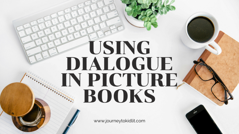 The Basics to Writing Dialogue in Picture Books