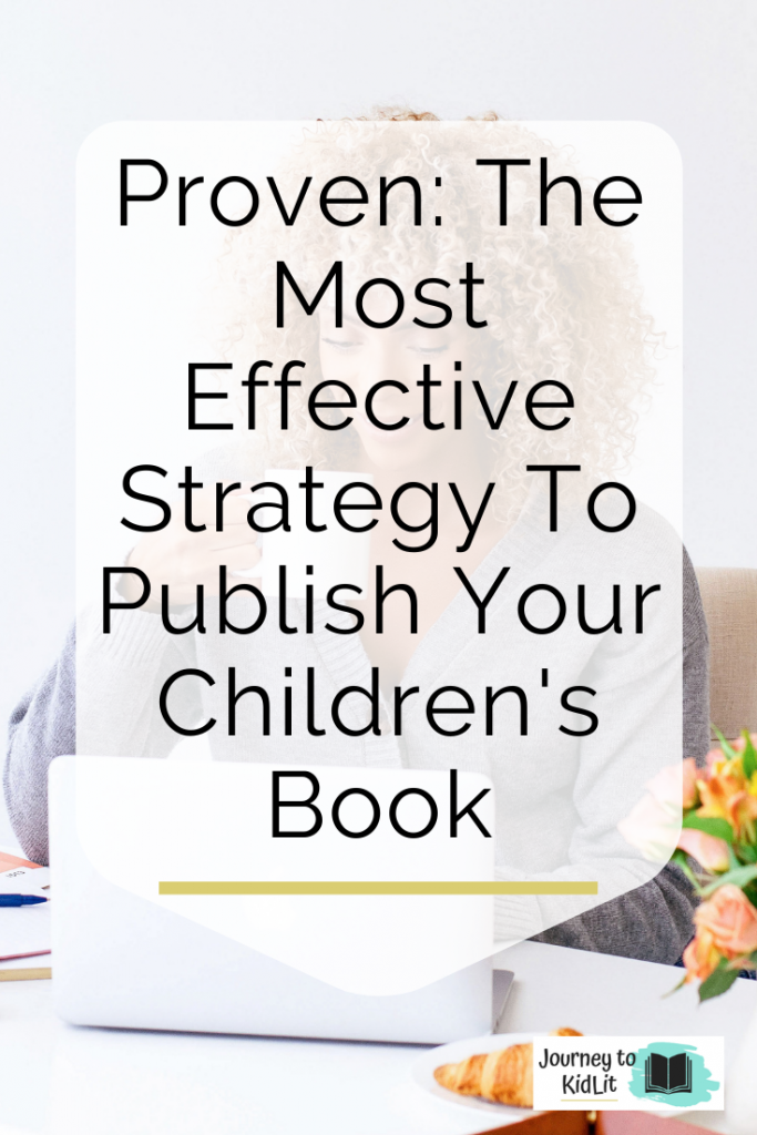 How to Publish a Children's Book as a New Writer
