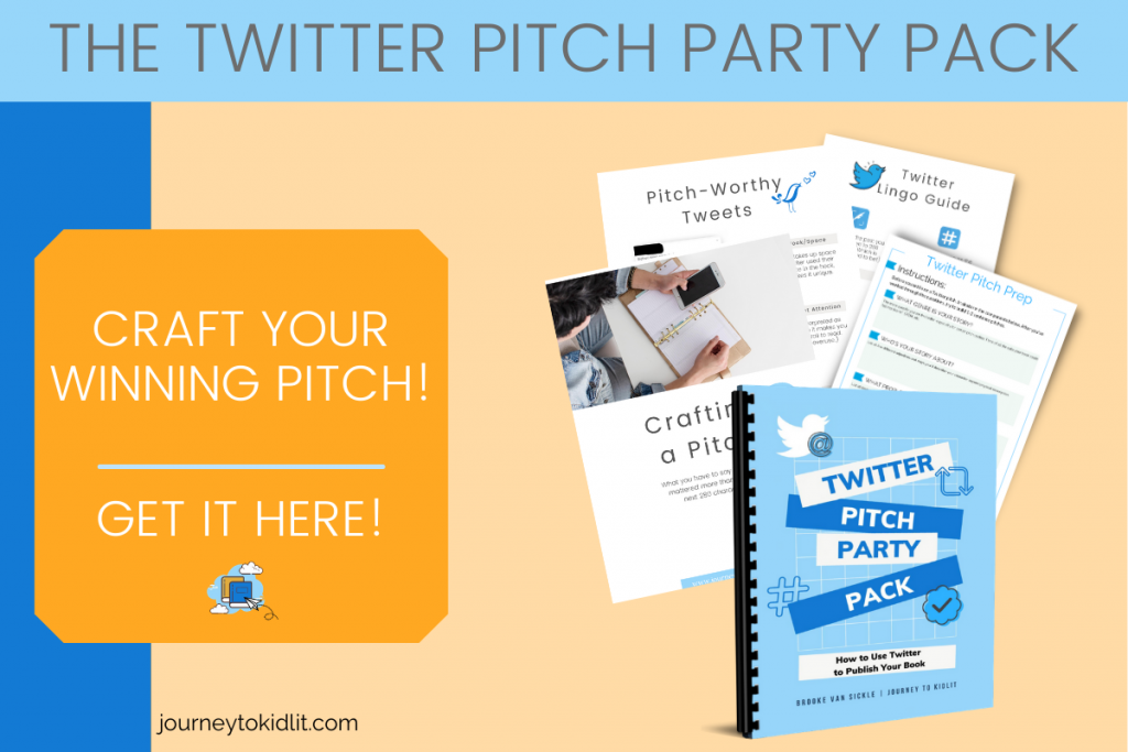 Twitter Pitch Party Pack