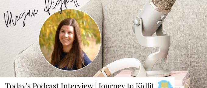 Author Interview Megan Pighetti