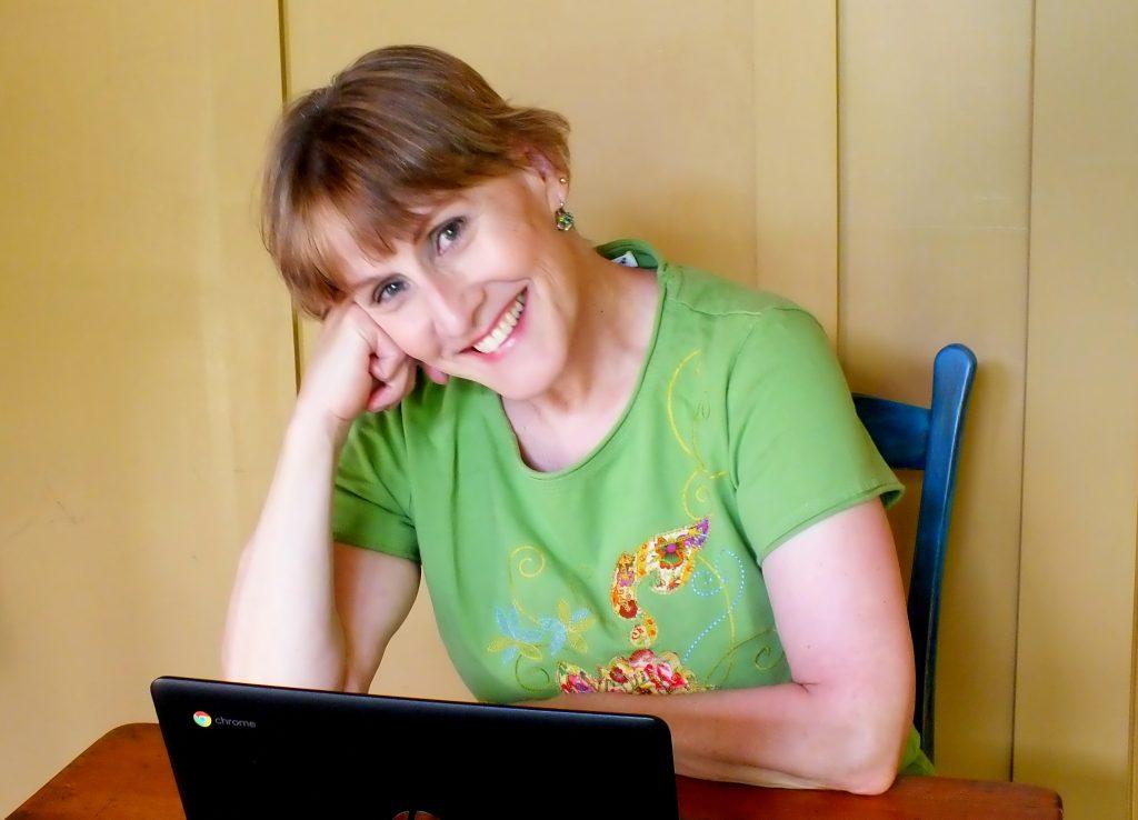 Author Kitty O'Meara