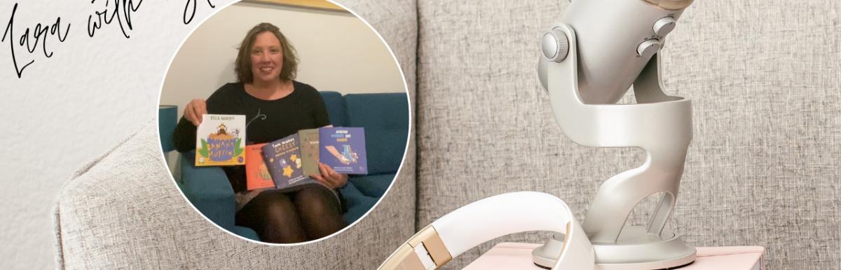 Market your children's book | Lara with StoryAntics