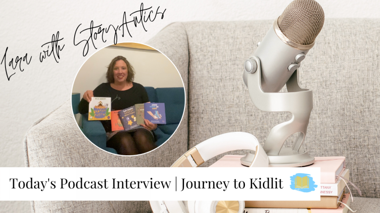 Episode 21 – A New Way to Market Your Children's Book as an Indie Author