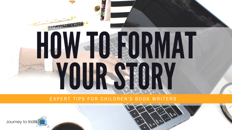 How to Format Your Children's Manuscript Like an Expert