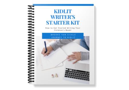 Kidlit Writer's Starter Kit