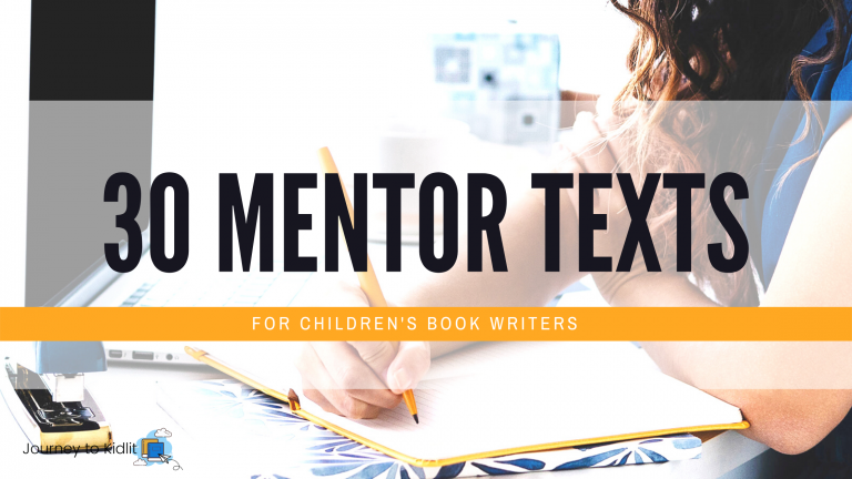 30 of the Best Children's Books for Mentor Texts
