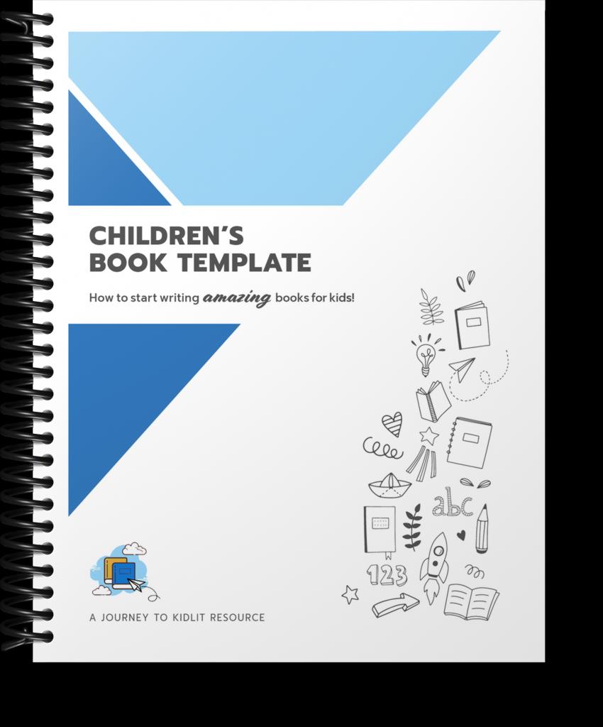 Free Children's Book Template