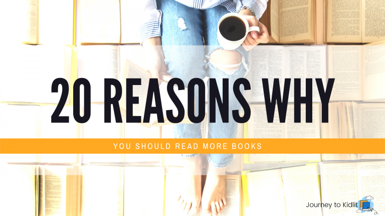 20 Reasons Why Books are Important to Writers